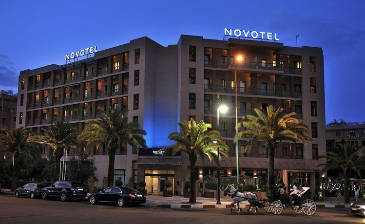 Hotel Suite Novotel Marrakech