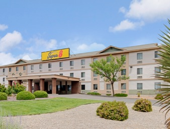 Hotel Super 8 Albuquerque/Midtown