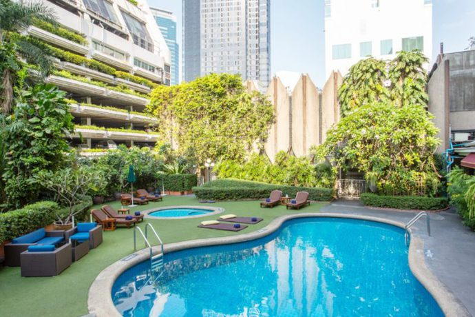 Hotel The Tawana Bangkok