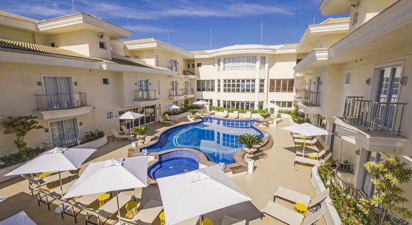 Hotel Transamerica Prime Guarujá