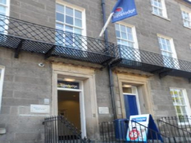 Hotel Travelodge Edinburgh Central Queen Street Hotel