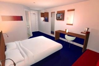 Hotel Travelodge Edinburgh Central Rose Street