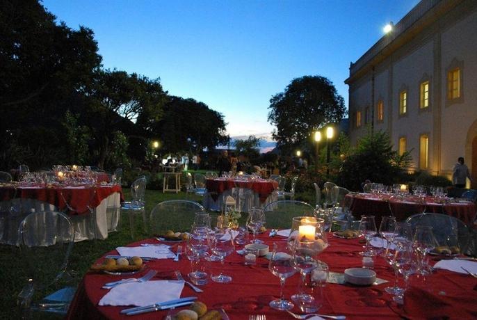Villa Bonocore Maletto Hotel Spa