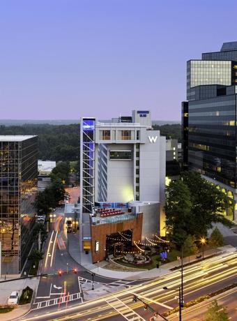 Hotel W Atlanta Buckhead