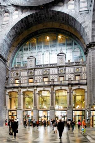 Hotel ibis budget Antwerpen Centraal Station