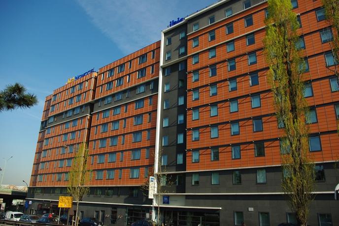 Hotel ibis budget paris porte de la chapelle - 6 avenue de la porte de la chapelle 75018 paris ...