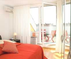 Hotel Frederics Serviced Apartments - Dantestr