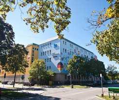 Hotel Hostel haus international