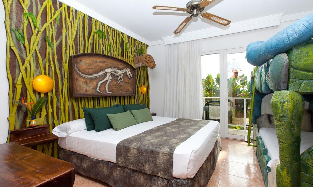 Hotel diverhotel marbella barat simo - Habitacion con literas para ninos ...