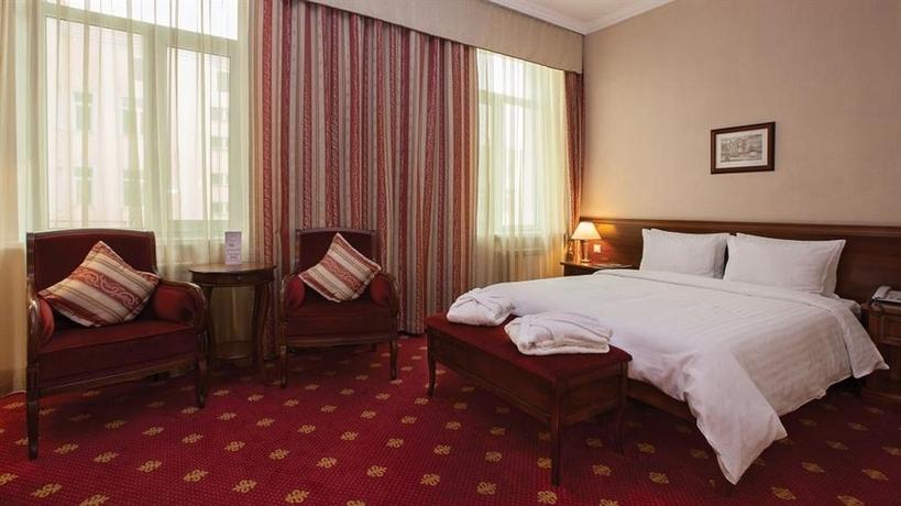 Grand Tien Shan Hotel - hotels in Almatý