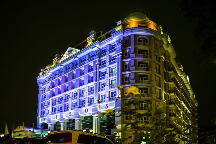 Guest-Incoming.com - Rixos Almaty Hotel