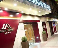 Hoteles miranda de ebro for Hoteles en miranda de ebro burgos