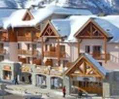 Hotel Residence Les Lodges De Pierres