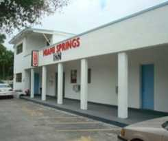 Hotel Miami Springs Inn