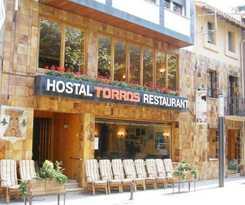 Hostal Torras Restaurant El Celler D'en Jordi