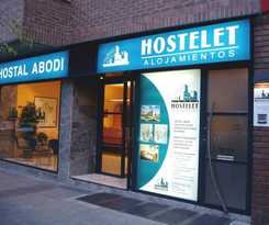 Hotel Hostal Abodi