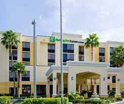 Hotel HOLIDAY INN EXPRESS and SUITES KENDALL EAST-MI
