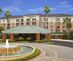 Hotel Courtyard Orlando Lake Buena Vista in the Marriott