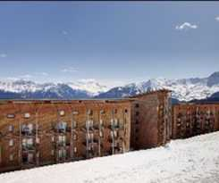Residencia Residence Maeva Les Pistes