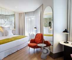 Hotel Barcelo Torre De Madrid