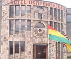 Hotel Akapana