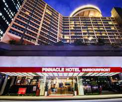 Hotel Pinnacle Hotel Vancouver Harbourfront