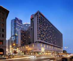 Hotel Sheraton Hong Kong & Towers