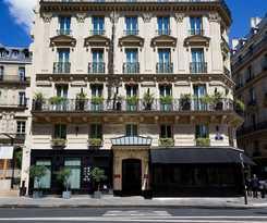 Hotel Chateaudun Opera