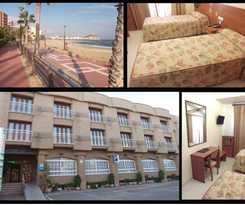 Hotel EL PASO (AGUILAS)