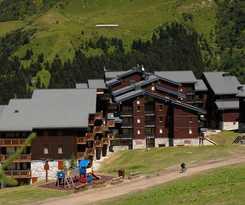 Apartamentos Le Hameau du Mottaret