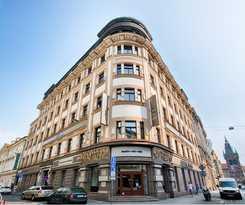 Hotel hotel fusión Praga