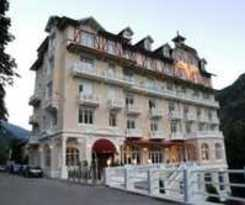 Hotel Golf Hotel Brides les Bains
