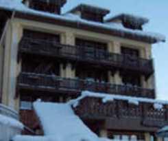 Hotel Chalet Du Crei
