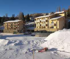 Hotel Residence Nemea les Chalets du Belvedere