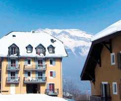 Hotel Lagrange Residence Les Arolles Saint Gervais