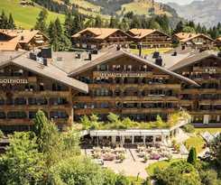 Hotel Golfhotel Les Hauts De Gstaad