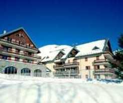 Hotel Odalys Les Sybelles