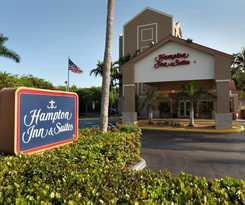 Hotel Hampton Inn & Suites Ft. Lauderdale Airport