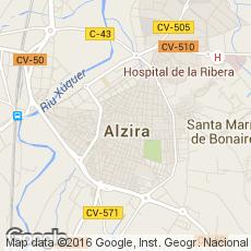 Hoteles alzira - Hoteles en alzira valencia ...