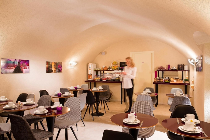Hotel BEST WESTERN ANJOU LAFAYETTE OPERA