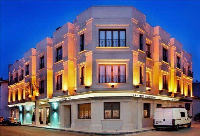 Hotel Casa Quintana