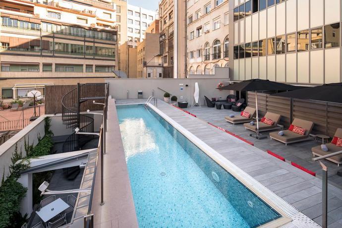 Hotel Catalonia Square - Barcelona