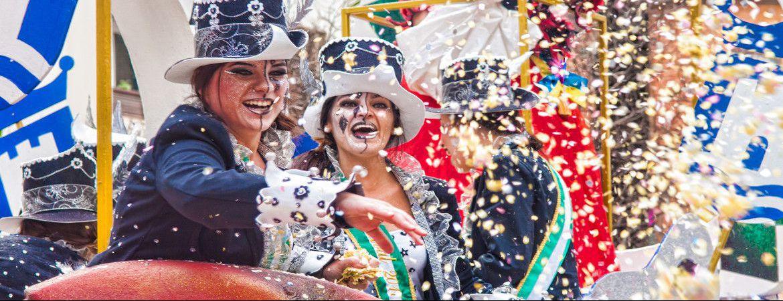 Diviértete en el Carnaval de Cádiz, Sevilla y pueblos blancos