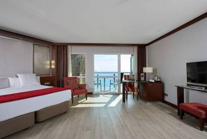 Suite Business del hotel Melia Alicante