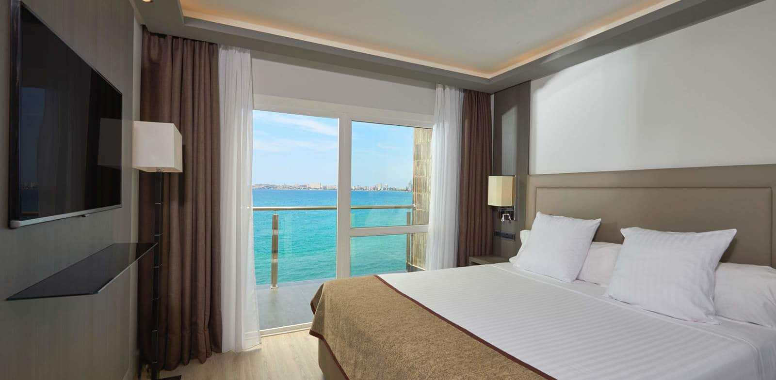 Suite Grand del hotel Melia Alicante