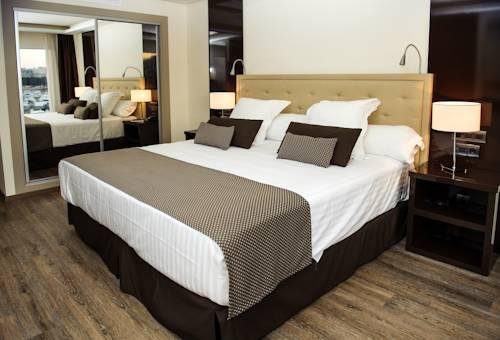 Habitación doble Premium del hotel Melia Alicante
