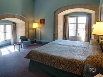Habitación doble Superior del hotel Palacio de los Velada