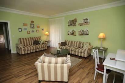 Suite  del hotel Palacio de Valderrabanos. Foto 1