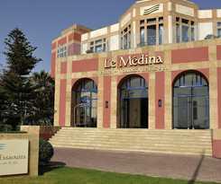 Hotel Le Medina Essaouira Thalassa Sea And Spa