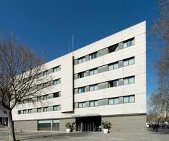 Hotel NH Barcelona La Maquinista